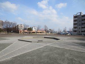 マンション前公園1